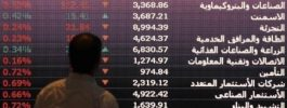 MIDEAST STOCKS-Banks elevate Saudi index; other Gulf markets mixed